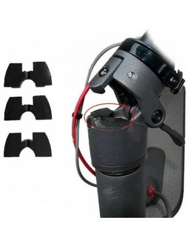 Rubber Scooter Modification Parts Vibration Damper For Mijia M365 3pcs