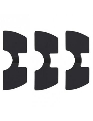 Rubber Modification Vibration Damper Pad for Xiaomi M365 Scooter 3PCS
