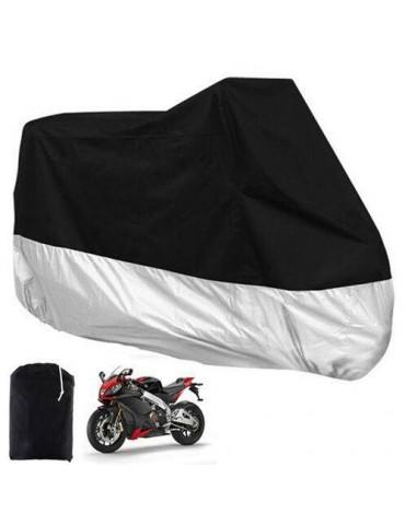 XXL Motorcycle Waterproof Outdoor Vented Motor Bike Scooter Dust Rain Cover