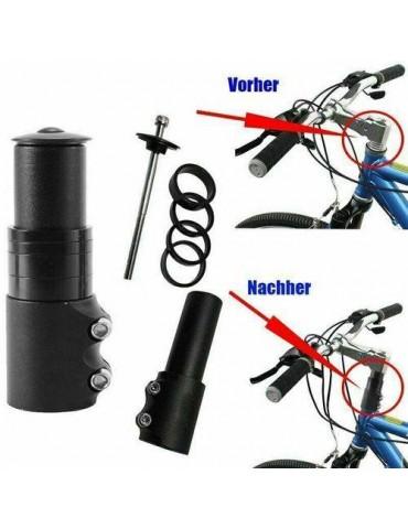 Fahrrad MTB Lenkererhöhung Vorbauverlängerung Gabelschaftverlängerung Lenker